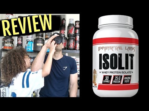 Over the Top Flavor 🔆 | Primeval Labs ISOLIT Review