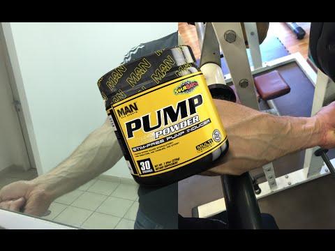 PUMP Powder Man Sports Review