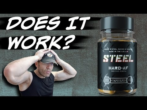 Steel Supplements HARD-AF Review | Does it Actually Work?