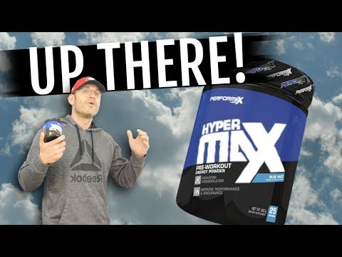 Why I LOVE this Pre-Workout! | Performax Labs HyperMax Review [2018]