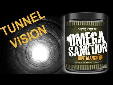 Tunnel Vision Pre-Workout | Alpha Phlyte OMEGA SANKTION Review