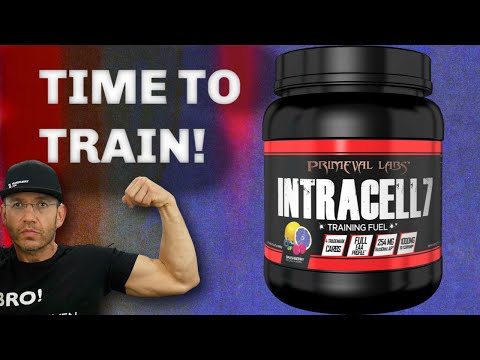 Best Intra Workout 2021? 🤓Primeval Labs Intracell 7 Black Review