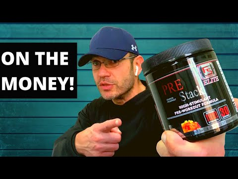 The Pre Workout u Needed | Fitness Stacks PRE STACK ELITE Review