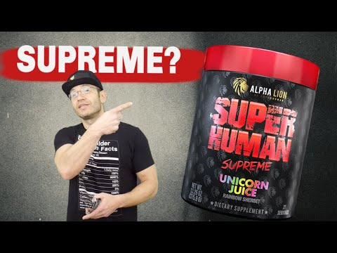 Alpha Lion SuperHuman SUPREME Review 🦁 How Good Is It?