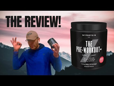 The Pre-Workout PLUS Review | Myprotein GOT GAME?
