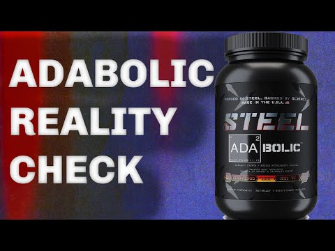 Steel Supplements ADABOLIC Review | The HARSH Truth 👨✈️
