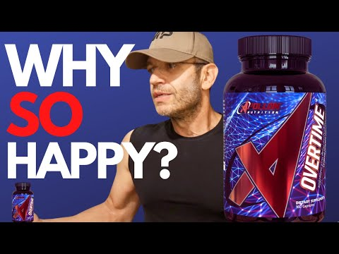 8 Pills of Happiness 😁Overtime Nootropic V3 Review [Apollon Nutrition]