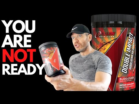 I was NOT READY 4 This 🤯 DOUBLE IMPACT V2 Pre-Workout REVIEW
