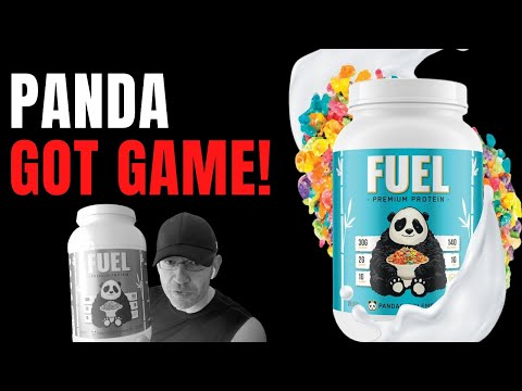 Best NEW Protein 2021?! | Panda Supps FUEL Protein Review