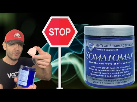 Proceed with CAUTION ⚠️ SOMATOMAX Review (Watch Before Use!)