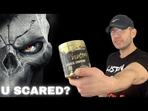 Double the CRAZINESS? 💀Static Labz ELECTRO Review [Pre-Workout]