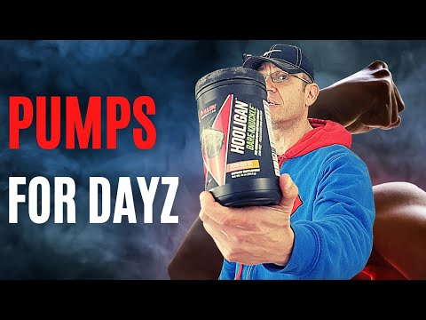 PUMPS for DAYZ 😮 Apollon Nutrition Hooligan Bare Knuckle Review [2021]