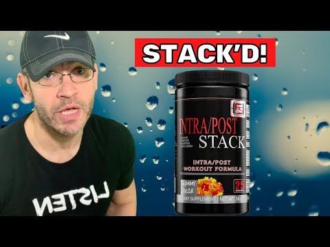 BEST Intra Workout 2021?! ⚡Fitness Stacks Intra Stack Review