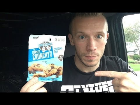 Honest Reviews: Lenny & Larry's The Complete Crunchy Cookie - Chocolate Chip