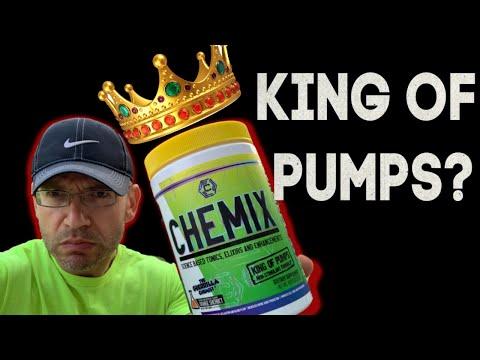 CHEMIX King of Pumps Review   Guerrilla Worthy Pumps?