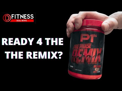 Worthy of the name? | Phase One Nutrition PRE PHASE REMIX Review