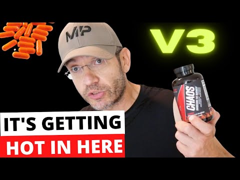 Give me MORE of Everything 😱 CHAOS Fat Burner Review [V3] | Apollon Nutrition
