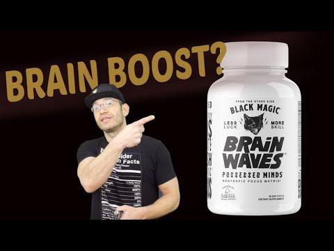 Best Nootropic for motivation? 🤓 Black Magic BRAIN WAVES Review