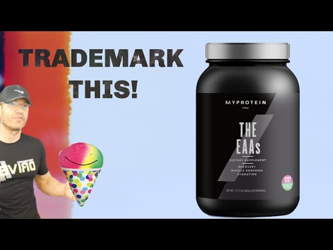 Extreme Trademarking   Myprotein THE EAAs Review
