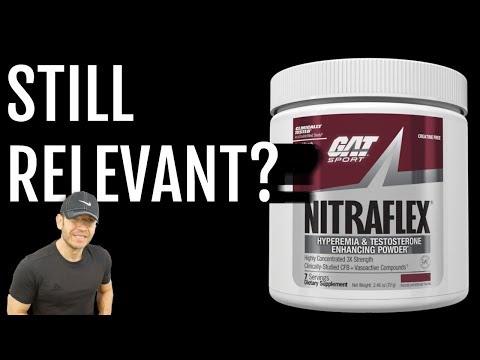GAT NITRAFLEX Review | Legit Stim Junkie Pre Workout in 2020?