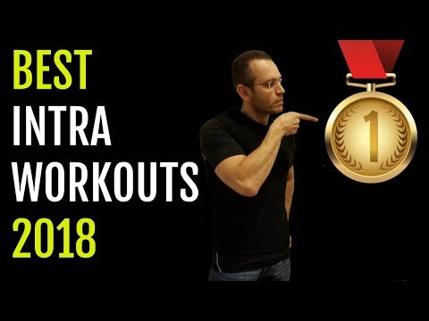 Best Intra Workout Supplements 2018 **Serious Lifter Edition**
