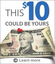Refer a friend & get $10
