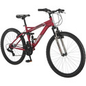 "Mongoose Men's 26"" Mountain Bike for $125 shipped"
