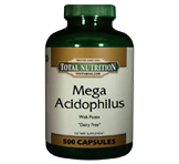 Mega Acidophilus Probiotic 100 Capsules for $4.48