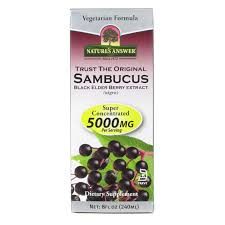 Sambucus Nature's Answer, 8 Fl. oz. Liquid for $10.39