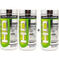 Buy 2 Cellucor Super HD Fat Burner, Get 1 Free for $75.98