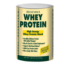 Buy 1 Delicious Whey Protein Plus Soy Meal Replacement Powder & Get 2 FREE For $29.95
