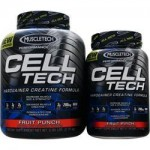 6LB MuscleTech CELL-TECH Advanced Creatine - $30