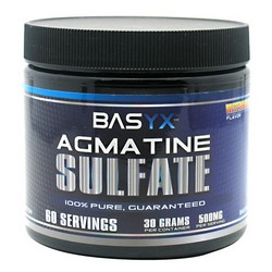 BASYX Agmatine Sulfate by Genomyx, 60 Servings For $24.99
