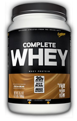 Complete Whey, by CytoSport 2.2lbs For  $27.95 Shipped