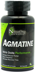 NutraKey Agmatine by Nutrakey, 90 Capsules For $24.95 Shipped