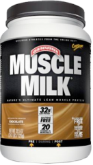 Muscle Milk, Protein Powder by CytoSport 2.47 lbs For $24.95 Shipped