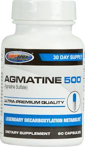 Agmatine 500, by USPlabs 60 caps For $17.97