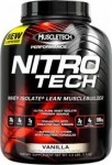 4LB MuscleTech Nitro Tech Isolate Protein - <span> $26.99 </span> w/Coupon