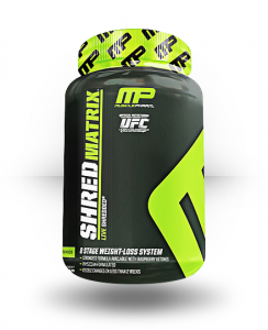 $7.5 Shred Matrix Fat Burner (2 for $15)