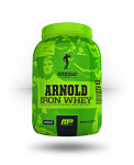 3LB Muscle Pharm Iron Whey - $19.99