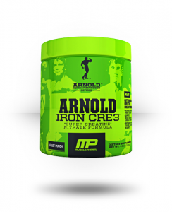 MusclePharm Iron Cre3, Creatine -  <span> $9.99 </span> w/Muscle and Strength Coupon