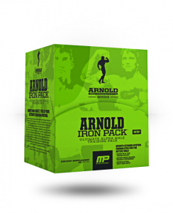 Arnold Series, by MusclePharm: Iron Pack For $37.99 Shipped