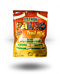 Ostrim Paleo Trail Mix 10/pk For $33.99 Free Shipping