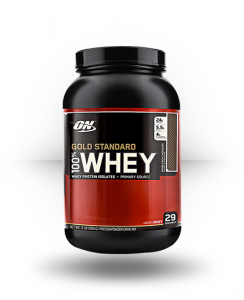 Optimum Nutrition Gold Standard 100% Whey 2 Lbs For $29.99 Free Shipping