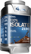 Inner Armour Blue 100% Isolate Zero Protein Powder 4 lbs For $52.99 Shipped
