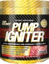 Pump Igniter Pre Workout $7 + Free Shipping