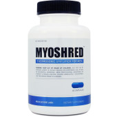 MyoShred by Muscle Core,  Fat Burner 60 caps, For $44.95 Shipped