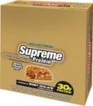 12/pk  Supreme Protein Bars - $15