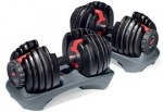 Bowflex SelectTech 552 Adjustable Dumbbells (Pair) - <span> $259.99 Shipped </span>