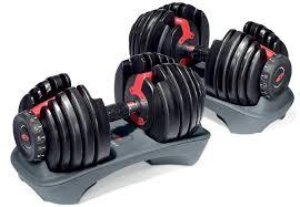 Bowflex: SelectTech 552 Dumbbells - $290 Shipped